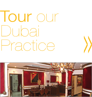 Tour Our Dubai Practice