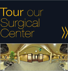Tour to Our Surgical Center